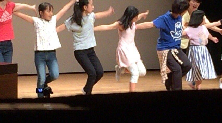 ラインダンス
